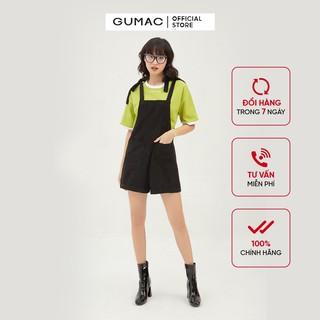 Quần yếm lật lai GUMAC QB3128 thumbnail
