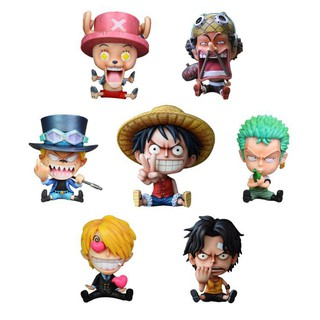 Mô hình One Piece Luffy, Ace, Sabo, Sanji, Zoro…vv