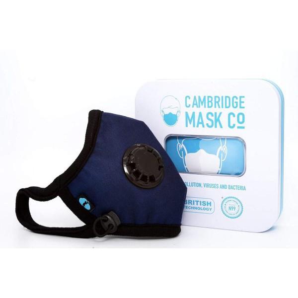 [GIẢM GIÁ SHOCK]Khẩu trang chống ô nhiễm không khí Cambridge Mask N99 loại bỏ bụi mịn PM2.5 PM0.3 công nghệ lọc 3X