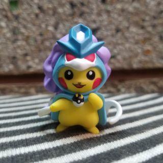 Mô hình pokemon_Pikachu Cosplay Suicune