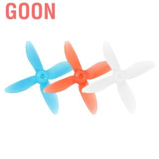 Goon 4 Blades Propellers 12Pcs ABS 4-Blade for Babyhawk Quadcopter Spare Parts