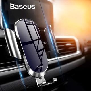 Bộ đế giữ điện thoại khóa tự động dùng cho xe hơi Baseus Future Gravity Car Mount(Air Outlet Version)
