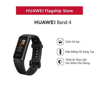 Vòng đeo tay thông minh Huawei Band 4