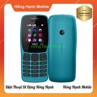 Hình ảnh Điện Thoại Nokia 110 2 Sim (2019) 4MB/4MB - Hàng Chính Hãng - Hồng Hạnh Mobile-1