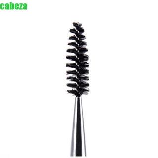 CABEZA Charming Eyebrow Eyelash Brush Practical Women Multifunction Makeup Brushes Black Spiral 2Pcs Mascara Wand Pen Hot Sale Health Accessories Cosmetic Tool/Multicolor