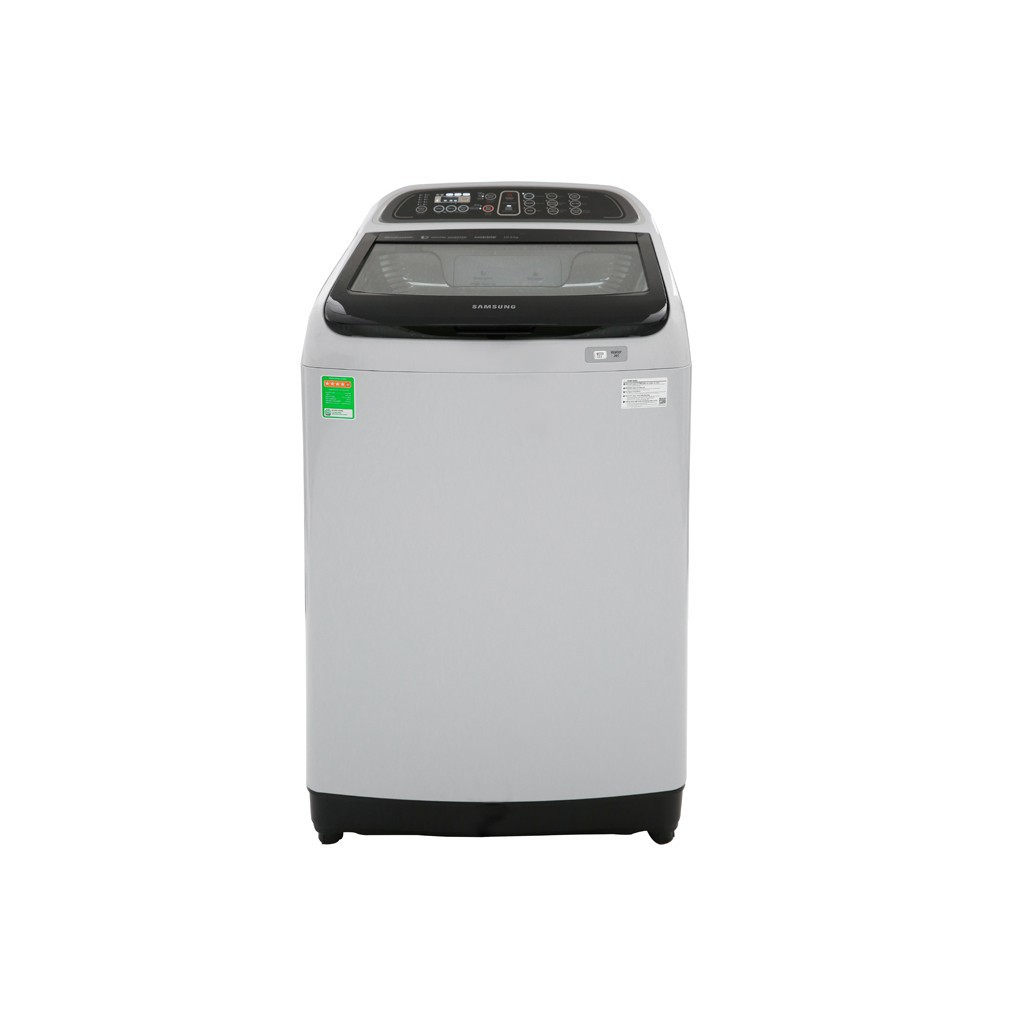 [ VẬN CHUYỂN MIỄN PHÍ KHU VỰC HÀ NỘI ] Máy giặt Samsung cửa trên 10kg màu xám WA10J5750SG/SV