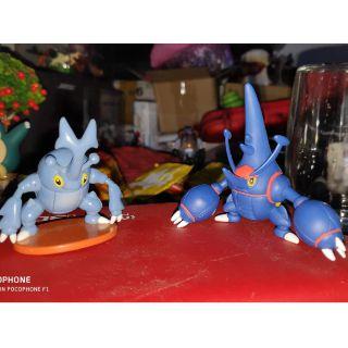 Set mô hình trưng bày Pokemon hệ bọ