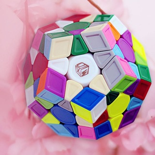 QiYi Galaxy Megaminx V2 L ( sculpture ) – (SP1037,SP1038)