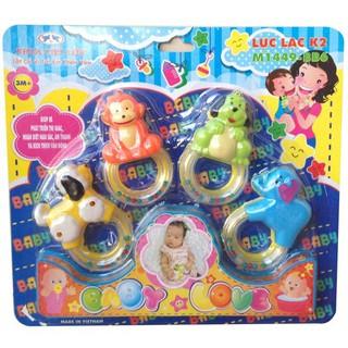 Bộ đồ chơi Lục lạc K2 Nhựa chợ lớn – TGM16