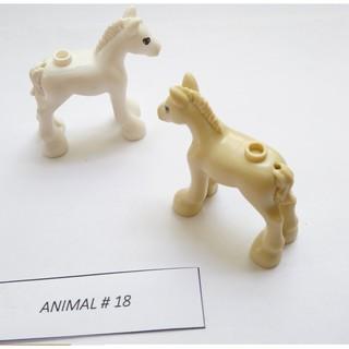 Nhân vật Lego Animal #18 Ngựa (dòng Friend)