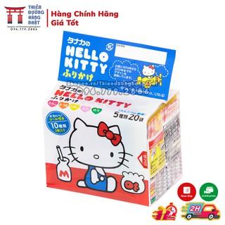 Gia vị rắc cơm Hello Kitty Nhật Bản [Date 5 2021] thumbnail
