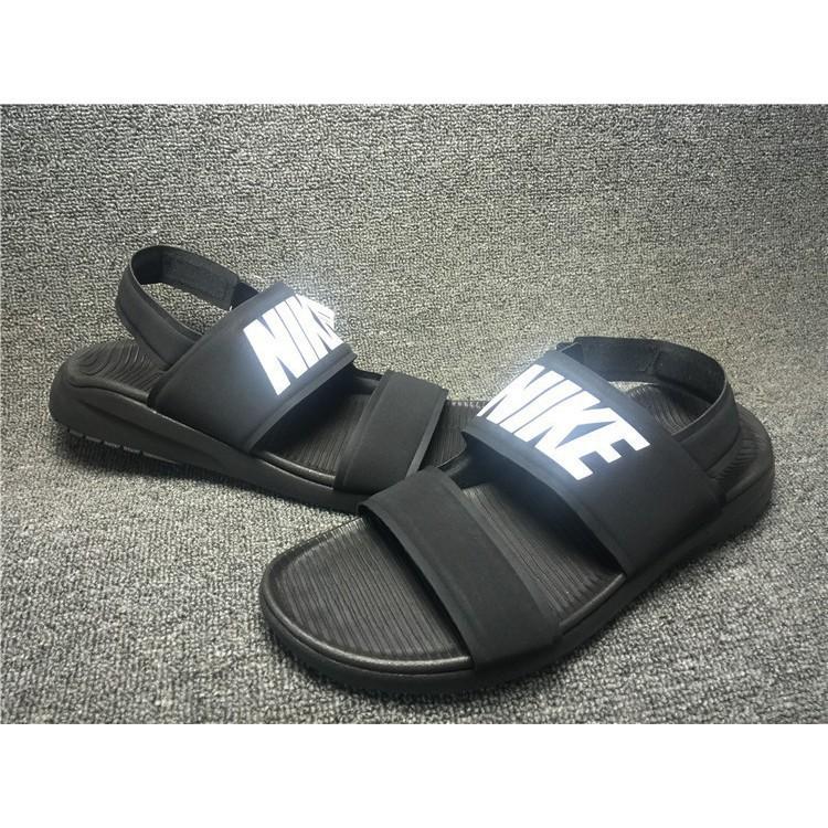 meet af8cd d6e44 Hot Stock Nike Tanjun Sandal Fashion Couple casual slippers ...