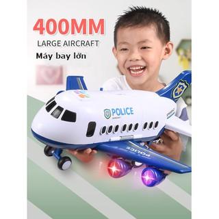 Bộ đồ chơi máy bay trở khách cỡ lớn