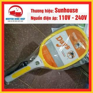 Vợt muỗi Sunhouse-Days
