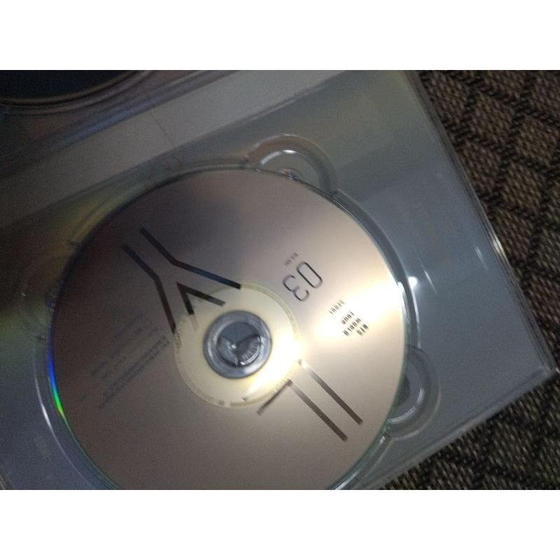 DVD BTS BLURAY LOVE YOURSELF SEOUL