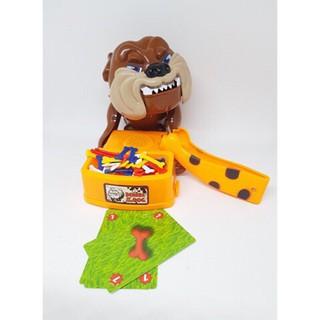 Bộ đồ chơi chú chó giữ xương cho bé-có video