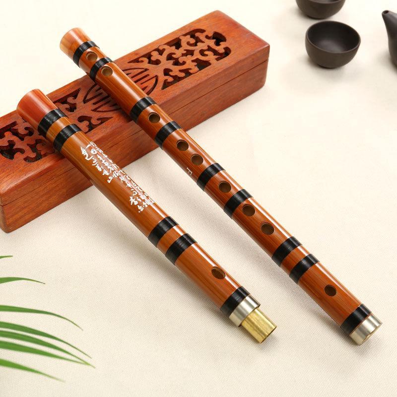 ống sáo tre dùng cho người mới tập chơi