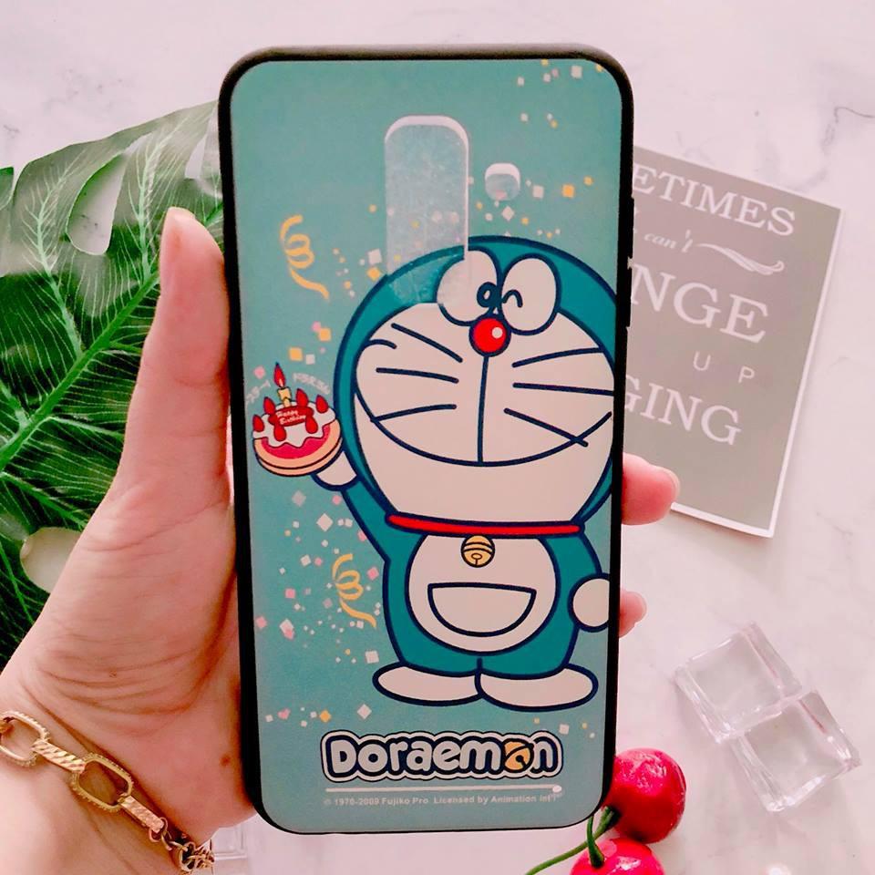 Ốp Samsung A6 Plus 2018 doraemon cute