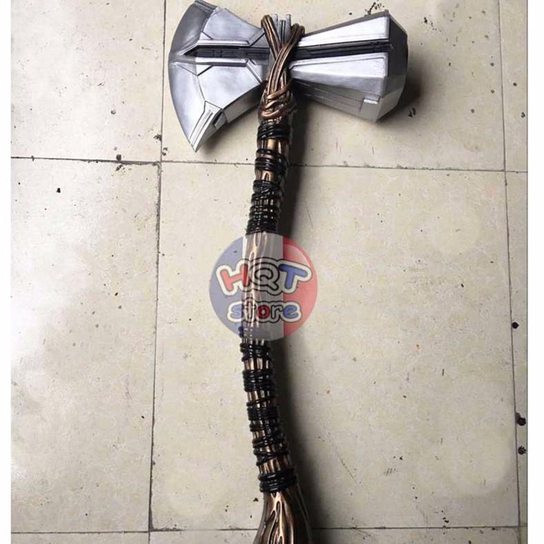 Mô hình Búa Rìa Thor StormBreaker Avengers 3 Infinity War - 2596634 , 1302080020 , 322_1302080020 , 3000000 , Mo-hinh-Bua-Ria-Thor-StormBreaker-Avengers-3-Infinity-War-322_1302080020 , shopee.vn , Mô hình Búa Rìa Thor StormBreaker Avengers 3 Infinity War