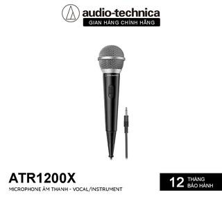 Microphone Audio-technica ATH-ATR1200X - Hàng Chính Hãng
