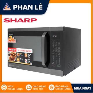 Lò vi sóng inverter Sharp R-C932XVN-BST