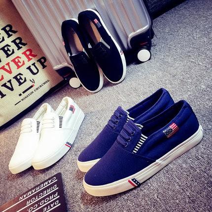 Giày lười nữ 2018 new