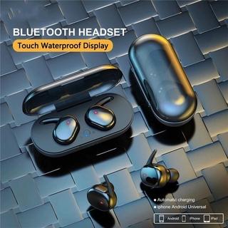 Tai Nghe Nhét Tai Y30 Tws Bluetooth 5.0 Chống Ồn Cho Điện Thoại Android Ios