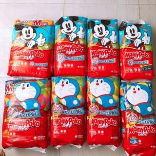 Tã quần Doraemon M58 L44 XL38 XXL26