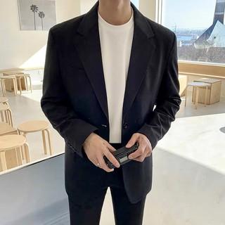 [Hàng có sẳn] Set quần tây và áo khoác vest blazer-QB STORE