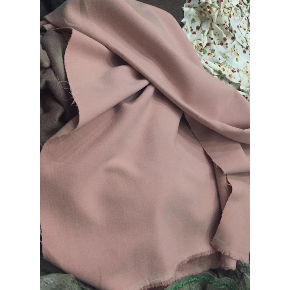 vải màu hồng nude - 3023737 , 627926902 , 322_627926902 , 300000 , vai-mau-hong-nude-322_627926902 , shopee.vn , vải màu hồng nude