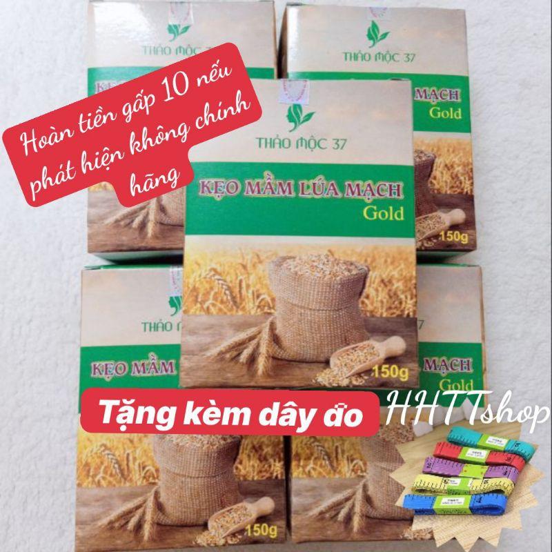 [Rẻ Vô Địch] 5 hộp Kẹo mầm lúa mạch gold Thảo Mộc 37