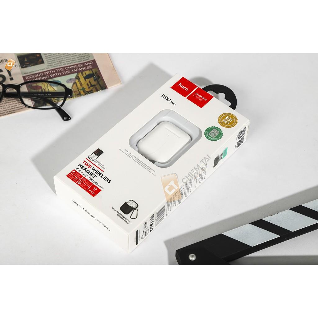 [Thoto Shop] Tai nghe không dây bluetooth V5.0 chính hãng HOCO ES32 Plus hỗ trợ sạc không dây