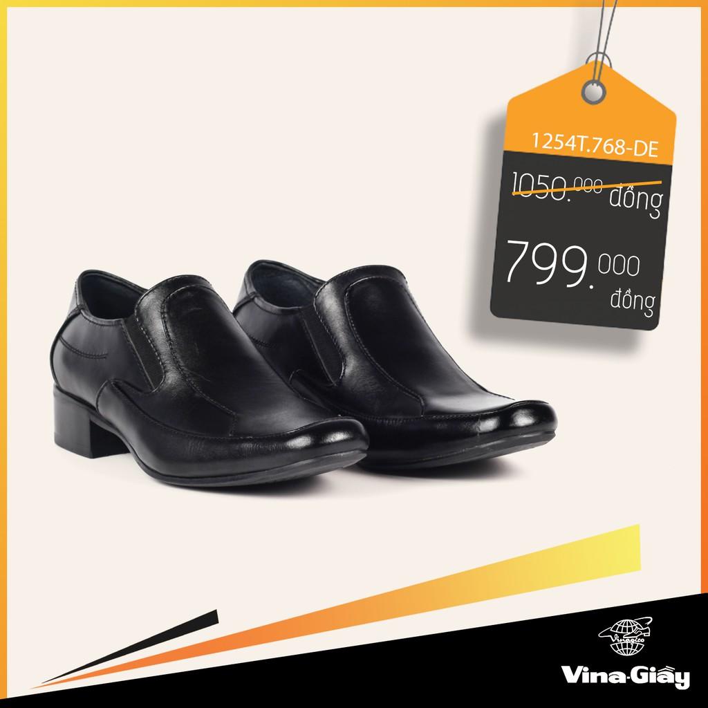 Giày tây nam Vina-Giầy 1254T-768-DE