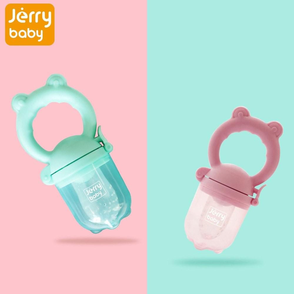 Túi nhai ăn dặm chống hóc Jerry