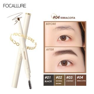 Focallure Sliding Eyebrow Pencil High Pigment Soft&Smooth Pen Nip Long Lasting 1pc 0.16g thumbnail