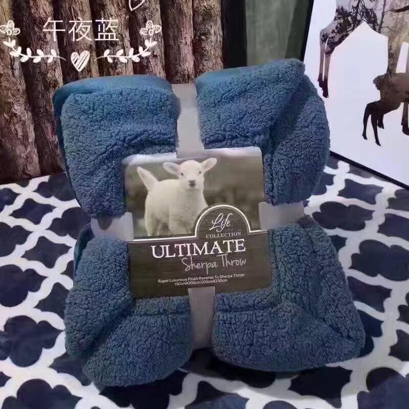 Chăn lông cừu Ultimate Colurful hàng nhập - 2929160 , 616025069 , 322_616025069 , 490000 , Chan-long-cuu-Ultimate-Colurful-hang-nhap-322_616025069 , shopee.vn , Chăn lông cừu Ultimate Colurful hàng nhập