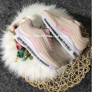 [FULL BOX] Giày air max 97 hồng da rắn [GIÀY THỂ THAO CHẤT LƯỢNG]