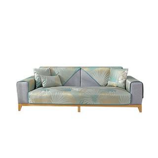 Sofa cushion pillow summer sofa cushion summer ice silk mat mat four seasons Universal sofa seat cushion living room non-slip sofa cover