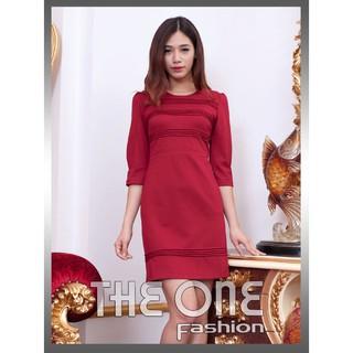 The One Fashion đầm công sở DDC0711 thumbnail