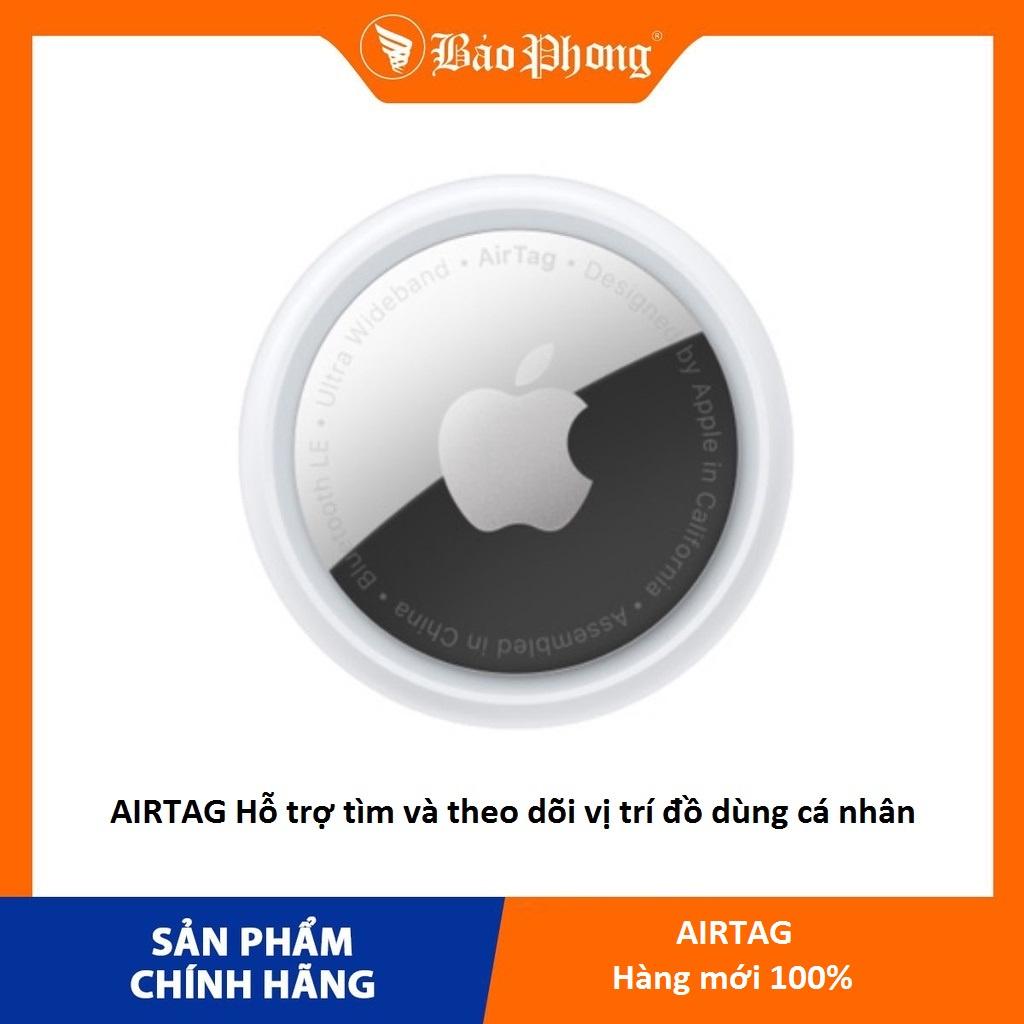 Air-Tag Thiết bị định vị hỗ trợ tìm và theo dõi vị trí đồ dùng cá nhân – Chính hãng ( có bán lẻ 1 chiếc không hộp )