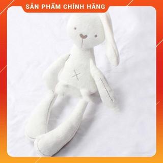 Thú bông thỏ trắng