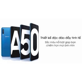 Điện Thoại Samsung Galaxy A50 chính hãng dùng lướt