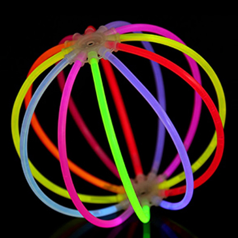 Ready stock Light Stick Luminous Stick DIY Toy Accessories 3 Hole Connector Queen