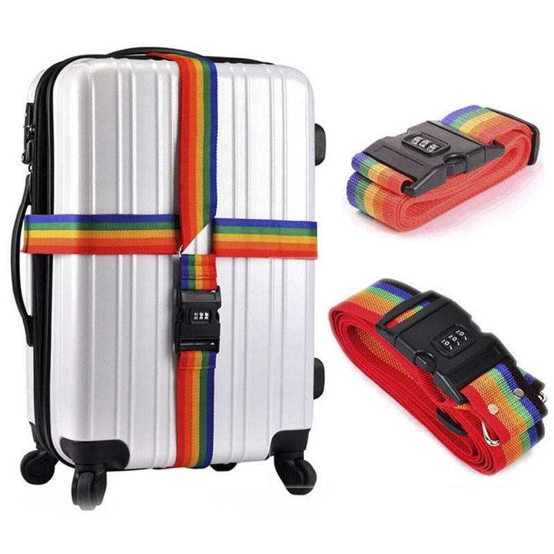 Dây đai vali có khóa | Shopee Việt Nam
