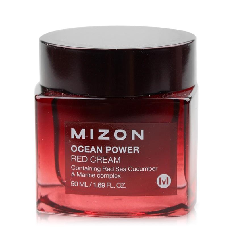 Kem dưỡng da chống lão hóa từ hải sâm đỏ Mizon Ocean Power Red Cream 50ml - 3158817 , 252246949 , 322_252246949 , 1350000 , Kem-duong-da-chong-lao-hoa-tu-hai-sam-do-Mizon-Ocean-Power-Red-Cream-50ml-322_252246949 , shopee.vn , Kem dưỡng da chống lão hóa từ hải sâm đỏ Mizon Ocean Power Red Cream 50ml
