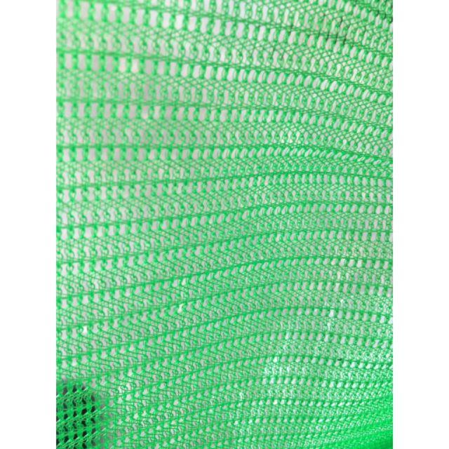 Lưới dệt kim che nắng Đài loan khổ 2m xanh