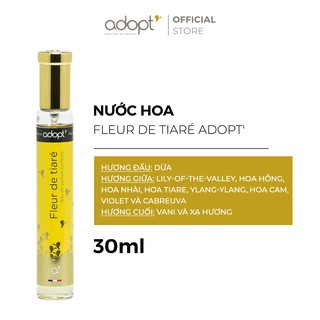 Nước Hoa Fleur De Tiaré Adopt For Women And Men EDP 30ml thumbnail