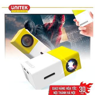 Yêu ThíchMáy chiếu mini LCD LED Projector YG-300