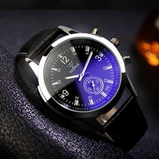 A21 Đồng hồ nam YAZOLE 295 phong cách Hàn Quốc thumbnail