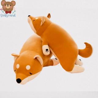 Gấu Bông Chó Akita Cao Cấp Siêu Mềm Mịn 50cm-80cm [ Diabrand ]